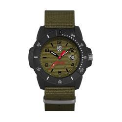 LUMINOX 雷明時NAVY SEAL 3600 海豹部隊腕錶 – 橄欖綠 / 45mm A3617.SET