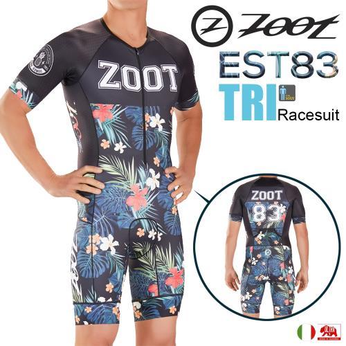 ZOOT EST 83系列有袖連身鐵人服(男款)