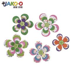 【JAKO-O德國野酷】創意手作組–立體花朵