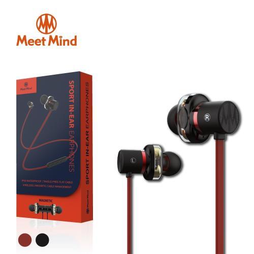 Meet Mind M301 石墨烯四核雙動圈藍牙耳機