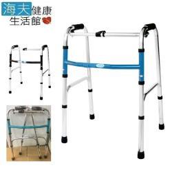 【海夫健康生活館】1吋固定式 一般型 助行器(ER-3428)