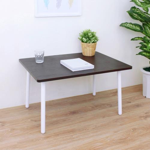 頂堅 寬80x深60x高46/公分-中型和室桌/矮腳桌/餐桌/書桌(三色可選)