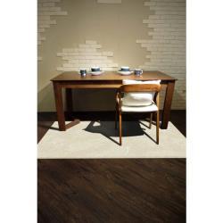 范登伯格 帕拉斯 以色列混紗簡約厚地毯-葉脈-70x140cm