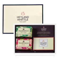 H&W 英倫薇朶 經典手工皂奢華禮盒B