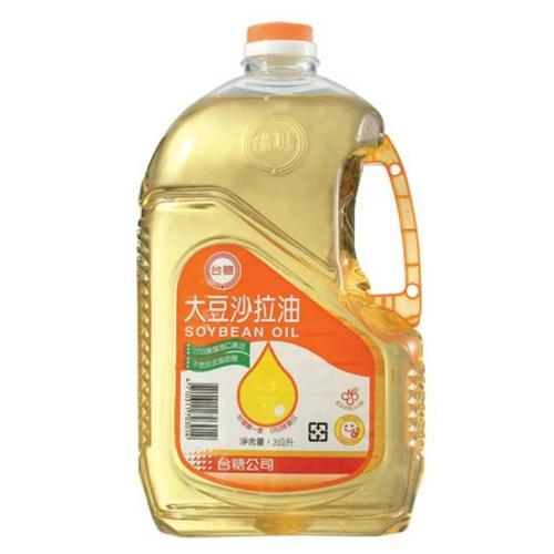 台糖大豆沙拉油2公升
