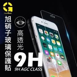 Samsung Galaxy J8 (2018) 旭硝子 9H鋼化玻璃防汙亮面抗刮保護貼 (正面)