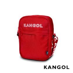 KANGOL LIBERTY系列 小型側背包-紅 KG1194