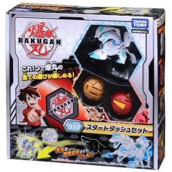 日本爆丸卡片遊戲組合VOL.1 BP-008 附3顆爆丸 瞬間變形 BK12395 BAKUGAN TAKARA TOMY