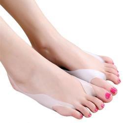 JHS杰恆社矽膠美型鞋墊腳趾美形器拇外翻美體套abe25 預購