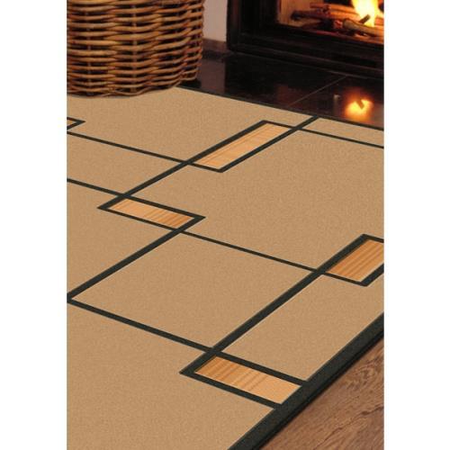 范登伯格 比利時光影舞進口地毯/地墊/門墊/玄關墊-140x200cm