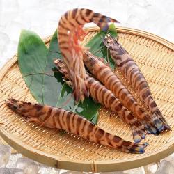 [賣魚的家]鮮凍野生大明蝦 1盒組(550g/8尾/盒)