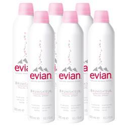 Evian愛維養 護膚礦泉噴霧300mlx6