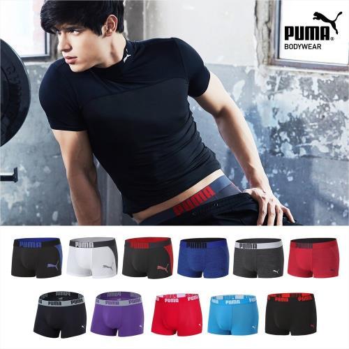 PUMA時尚型男內褲11件組-S號/