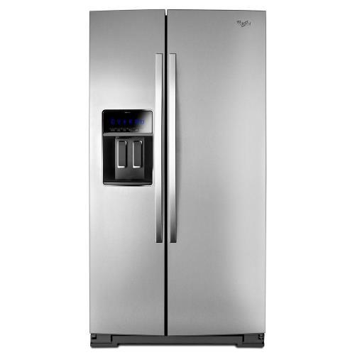 Whirlpool惠而浦701公升對開冰箱