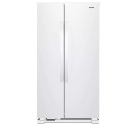 Whirlpool惠而浦740公升對開冰箱
