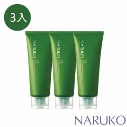 (買一送二)NARUKO牛爾 茶樹超油切去角質凝膠3入