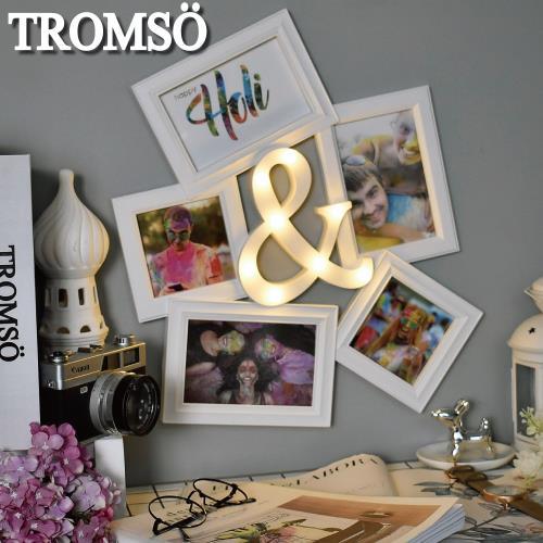 TROMSO-舞動鐵塔小泡泡燈5框組
