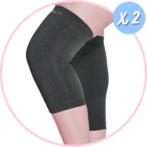 2件組【京美】銀纖維長效護膝