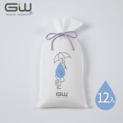 GW水玻璃環保除濕袋110克  12入組