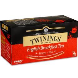 【唐寧茶】英倫早餐茶(2g x25入 x2盒)