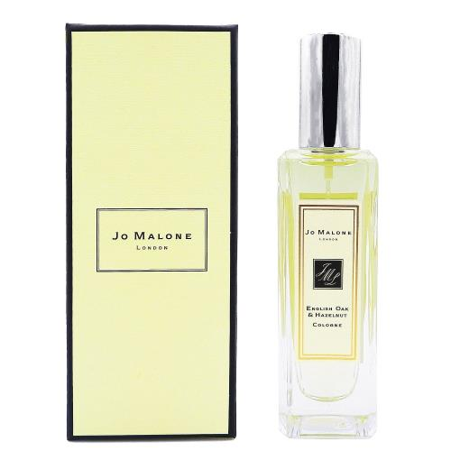 Jo Malone English oak  Hazelnut英國橡木與榛果古龍水30ml