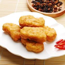 海肉管家-家庭號黃金酥炸香脆雞塊(2包/每包約1kg±10%)