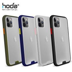 hoda iPhone 11 Pro Max 6.5吋 柔石軍規防摔保護殼
