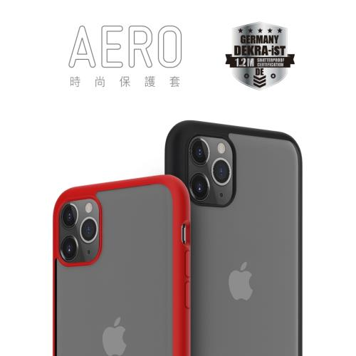 Switcheasy iPhone 11 Pro (5.8吋) - AERO捍衛系列 - 黑色/白色/紅色/軍綠色