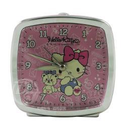 Hello Kitty 溫馨小熊超靜音貪睡鬧鐘 JM-E432KT