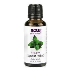 NOW 綠薄荷精油(30ml)Spearmint Oil