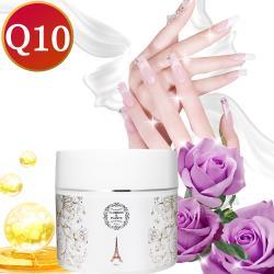 愛戀花草  Q10+山羊奶淨白光亮-紫玫瑰護手霜 150MLx3