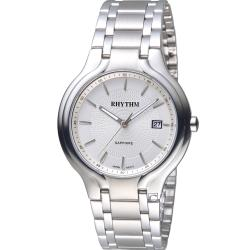 RHYTHM領袖風格時尚腕錶(G1401S01)-38mm