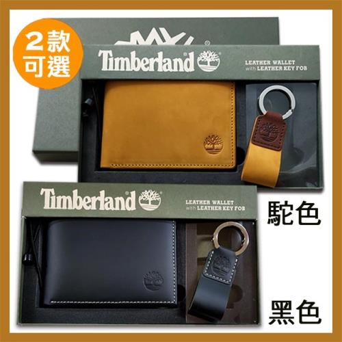 【Timberland】男皮夾