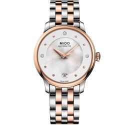 MIDO Baroncelli 璀璨美鑽機械腕錶(M0392072210600)33mm