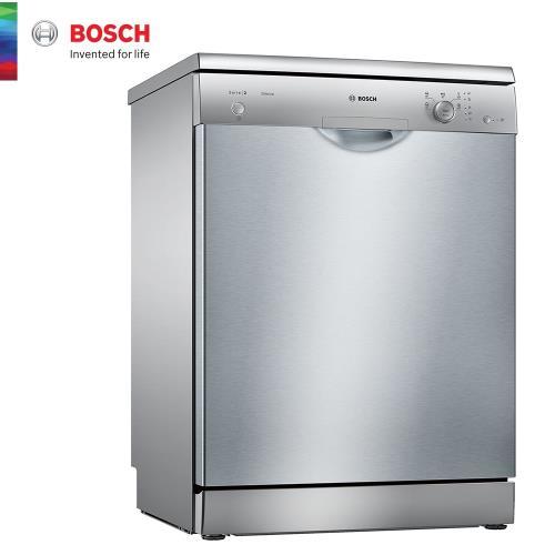 送凱馳洗窗機【BOSCH 博世】12人份 獨立式洗碗機(含基本安裝) SMS25AI00X