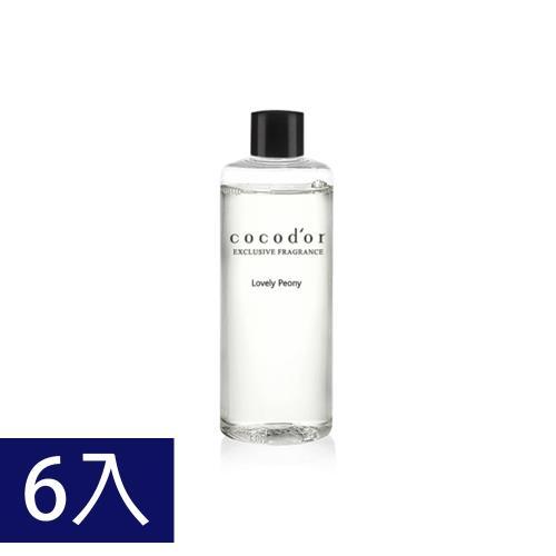 韓國cocodor經典室內擴香補充瓶200ml(6入)-多款香味可選
