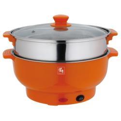 CookPower 鍋寶 3.5L多功能料理鍋/電火鍋 EC-350-D