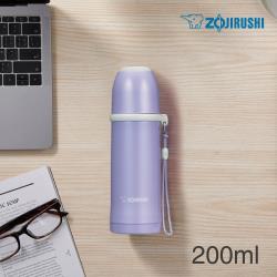 象印*0.2L*超輕量迷你不鏽鋼真空保溫瓶(SS-PCE20)