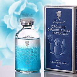 Shylina 萱琳娜 玫瑰24+保濕藍銅精華(第六代)二入特惠組