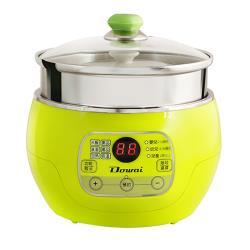 Dowai多偉 蒸健康304不鏽鋼寶寶鍋/電火鍋(DT-230單身鍋)