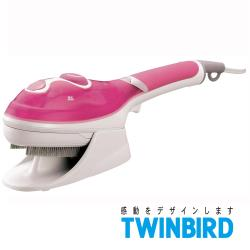 日本TWINBIRD一路平坦蒸氣熨斗