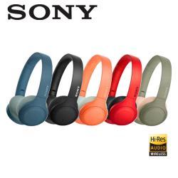 SONY 無線藍牙耳罩式耳機 WH-H810