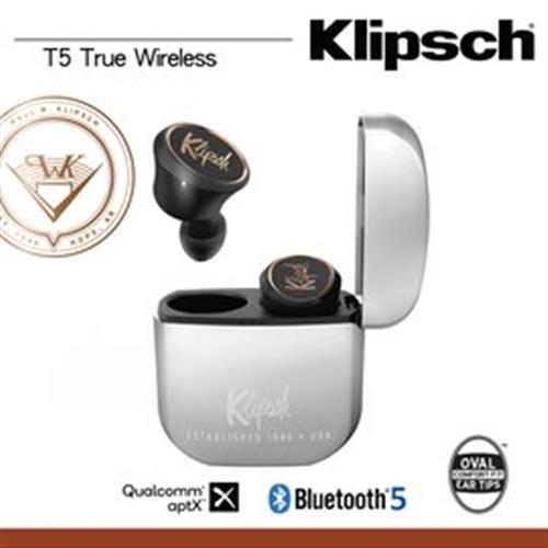 Klipsch T5 True Wireless 無線藍牙耳機