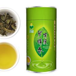 【KOMBO】台灣頂級綠茶-三峽碧螺春綠茶(150克/罐)
