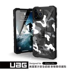 UAG iPhone 11 Pro 耐衝擊迷彩保護殼-白