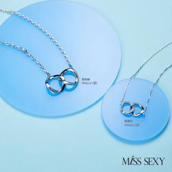 【d2 x Miss Sexy】 銀項鍊 愛串連(男) MN463(男)