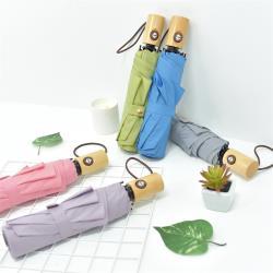 2mm 清新淡雅通勤自動開收傘 (多色任選)