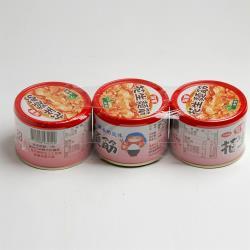 《冠軍》花生麵筋  170g  x3罐
