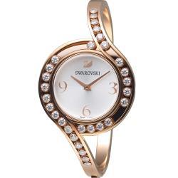 SWAROVSKI CRYSTALS LOVELY 時尚腕錶(5452489)玫瑰金色