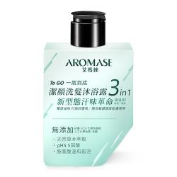 AROMASE艾瑪絲 5α捷利爾洗髮沐浴露3 in 1 80ml